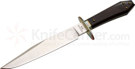 ontario bowie ontario bagwell bowie plainsman 8 25 quot satin blade wood