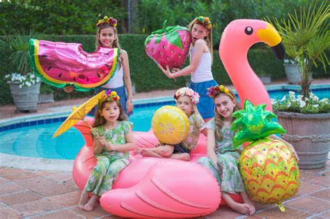 summer parties must have summer party supplies via blossom
