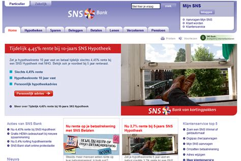 sns bank niederlande sns bank impersonated in phishing caign