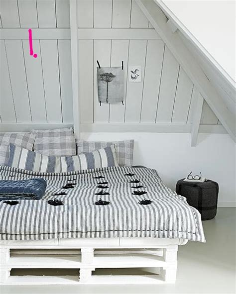 Beds Made From Pallets by Diy More Wood Pallet Beds By Design