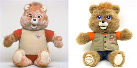 Fall Decorating Projects - teddy ruxpin talking teddy bears making a comeback wicked cool toys prototype