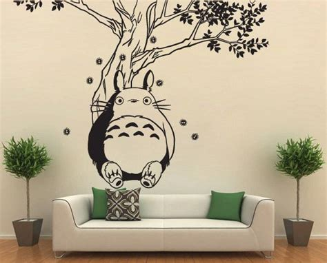Baby Animals Sk9104 Stiker Dinding Wall Sticker totoro the tree vinyl wall decal wd0594 by