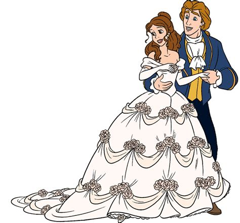 Wedding Bells Prine by And The Beast Clip 2 Disney Clip Galore