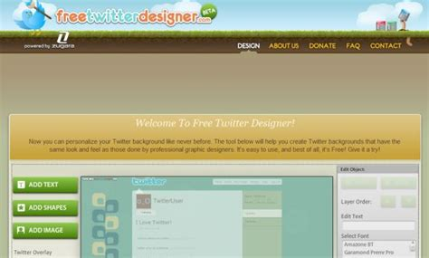 twitter layout checker twitter backgrounds covers check out the creative