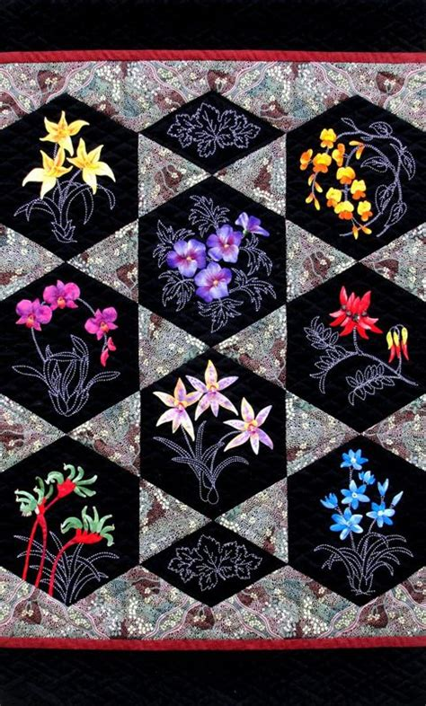 Patchwork Patterns Australia - 17 best images about australian quilt and applique designs