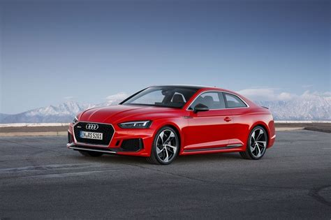 Audi Rs5 Top Speed by 2018 Audi Rs5 Review Top Speed