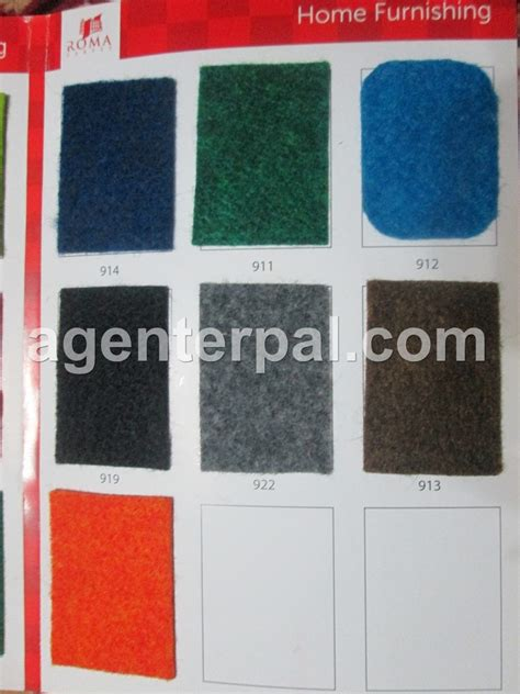 Karpet Polos Meteran Jual Meteran Karpet Polos Karpet Pameran Karpet Panggung Merk Roma Agen Terpal