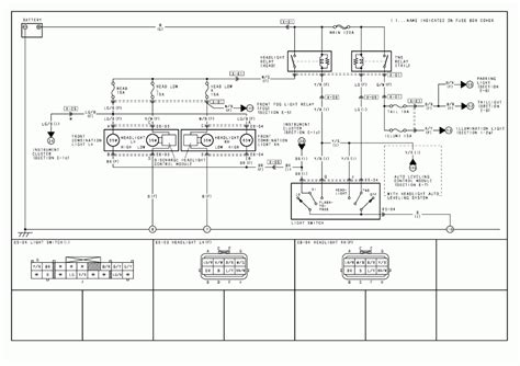 2005 mazda 6 alternator wiring diagram 38 wiring diagram