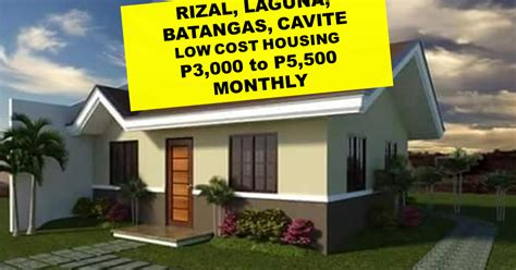 monthly mortgage on 150k house loan and mortgage plans for low cost house p3 000 to p5 500 monthly