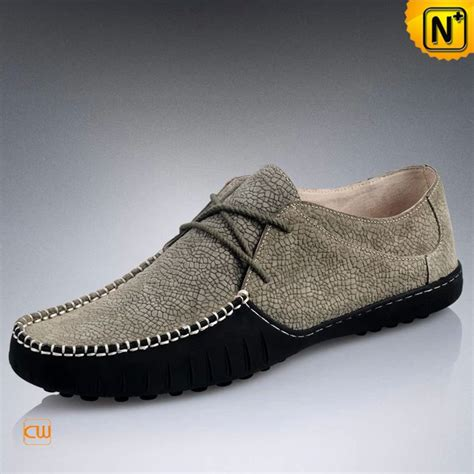 mens leather moccasins slippers mens leather driving moccasin shoes cw740100