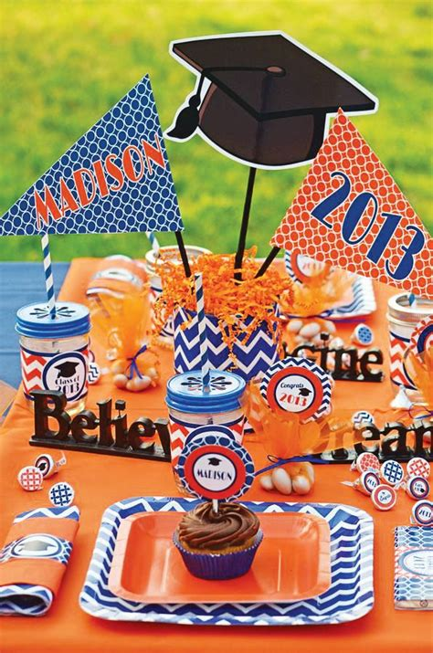 Decorating Ideas For High School Graduation Graduation Decoration Ideas High School Graduation
