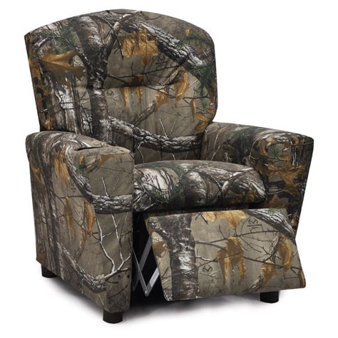camo recliners for adults 95 camo recliner chair dorel living realtree camouflage