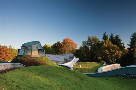 Landscape Forms Vancouver Gallery Of Vandusen Botanical Garden Visitor Centre