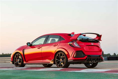 honda civic 2017 2017 honda civic type r review driving the most powerful