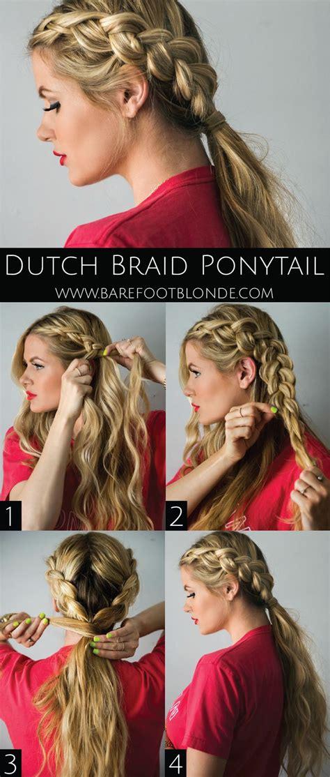braid style tutorial with pics 17 stunning dutch braid hairstyles with tutorials pretty