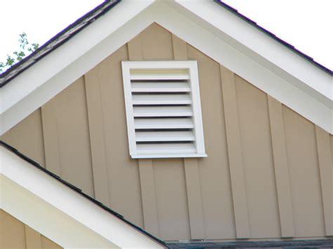 attic ventilation gable end vents attic ideas