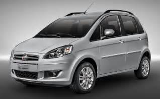2014 Fiat Suv Fiat Ya Tiene Listo El Restyling Fiat Idea Un Suv