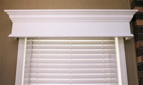 Custom Window Cornice Pleasanton Custom Wood Window Cornice
