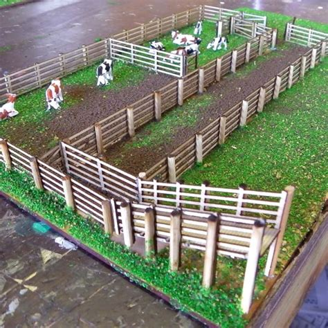 Design Your Own Home Nz cattle yard model train buildings