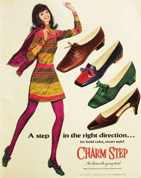Flat Shoes Vintage Ad F02 Murahmodis 203 best images about vintage shoe ads on cross vintage and s shoes