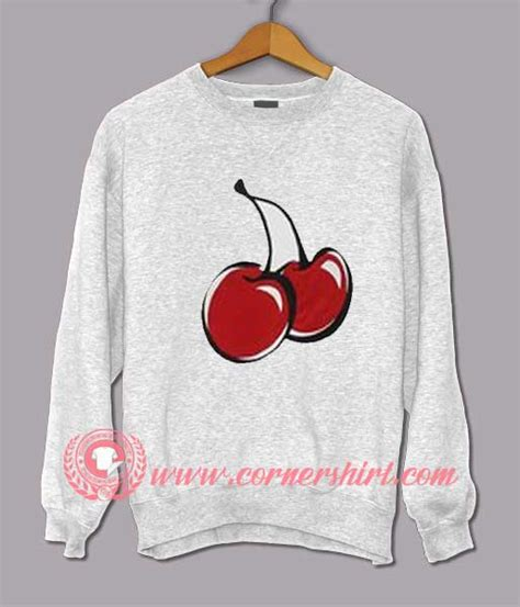 buy best sweatshirt cherry sweatshirt for men and women
