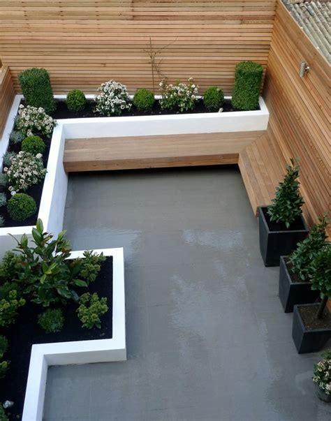 Gartenbank Gestalten