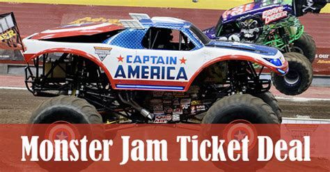truck jam coupons best deal jam tickets coupons 4 utah