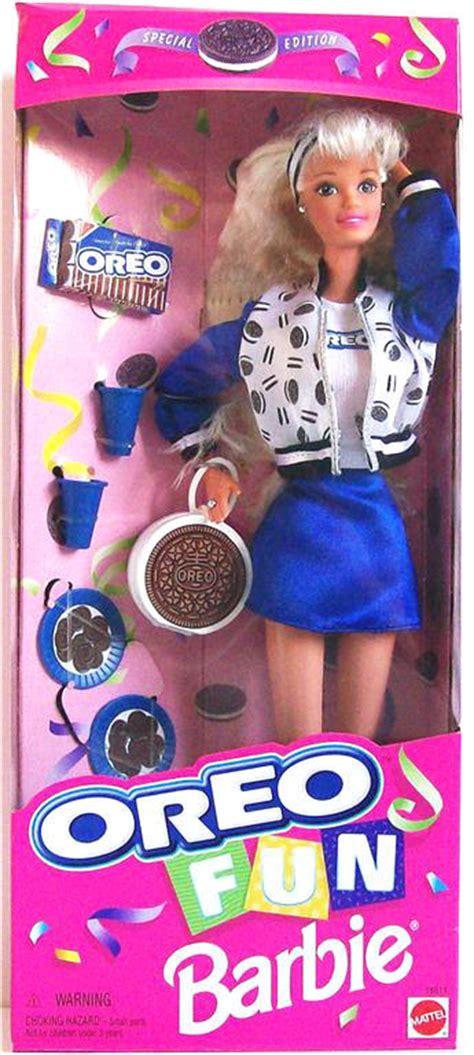 fashion doll toys r us 1997 oreo cookie fashion doll 18511