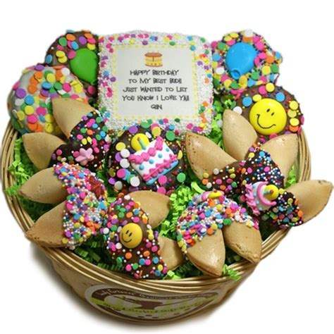 Edible Gifts - crafts with empty boxes for edible arrangements