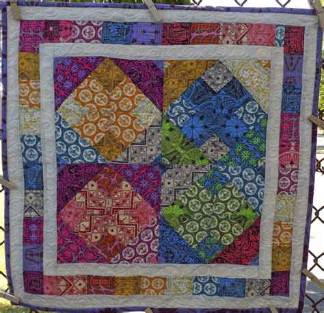 Three Dudes Jelly Roll Quilt by Hanging By A Thread Jelly Roll Jumble