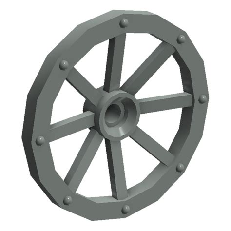 large wagon lego wheel wagon large 33mm d notched for wheels