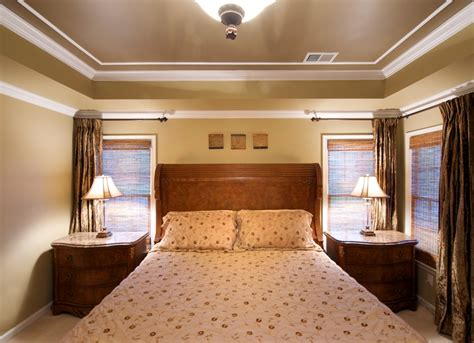 Bedroom Paint Ideas With Tray Ceiling Interior Design Free Walking
