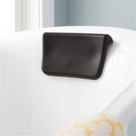 pillows for the bathtub bath pillows bathtub pillows signature hardware