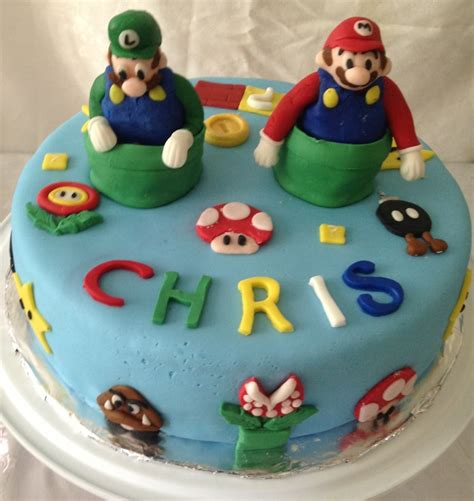 happy birthday chris cake decorating community cakes  bake
