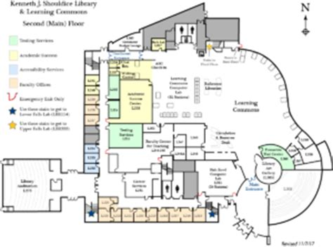 design brief library floor maps lake superior state university