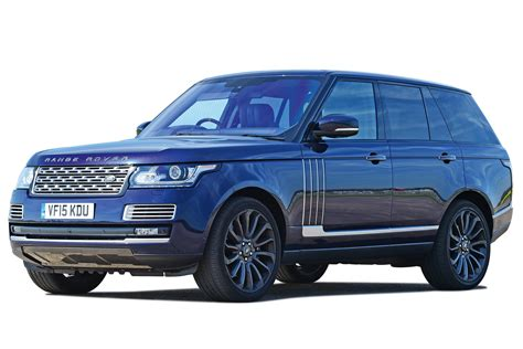 Range Rover SUV review   Carbuyer