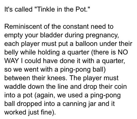 Tinkle In The Pot Baby Shower by Quot Tinkle In The Pot Quot Baby Shower ʙɑʙყ ʂʜ 248 ωɛʀ