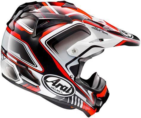 motocross racing helmets arai mx v speedy helmet sixstar racing