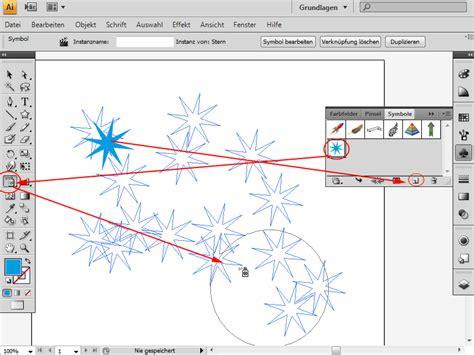 tutorial illustrator c6 stern werkzeug ellipse illustrator illustrator