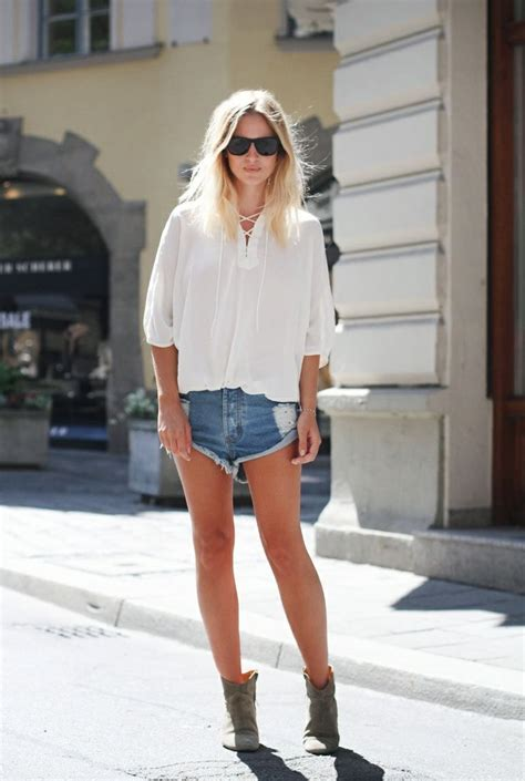 shorts with boots ways to wear boots with shorts glam radar