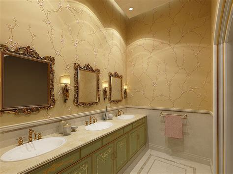 powder room wall decor a timeless affair 15 exquisite victorian style powder rooms