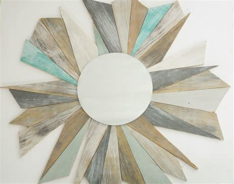 hot home trend sunburst mirrors how to make a sunburst mirror using scrap wood lovely etc
