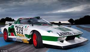 Lancia Stratos Turbo Car Collector Wins Court Battle With His Own 163