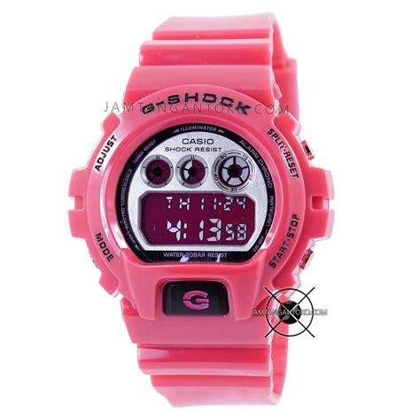 Jam Tangan G Shock Gshock harga sarap jam tangan g shock dw 6900cc 4 pink