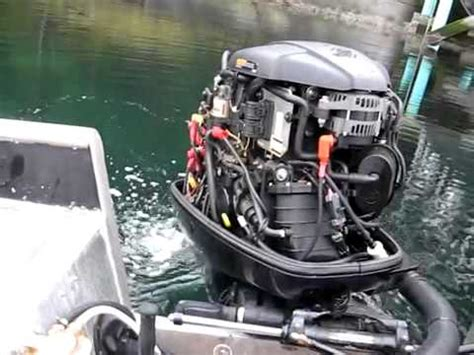 mercury outboard won't start or hard starting help! youtube