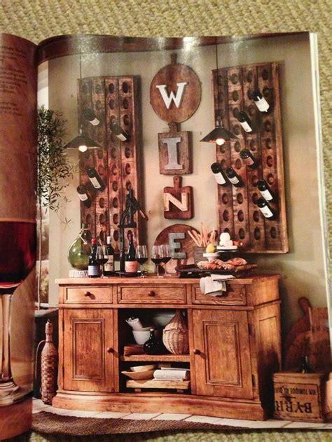 Bar Decor | wine bar potterybarn luxury lifestyle dream decor