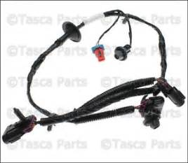 new oem gm rear license plate light wiring harness avalanche escalade ebay