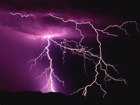 photos of electrical storms