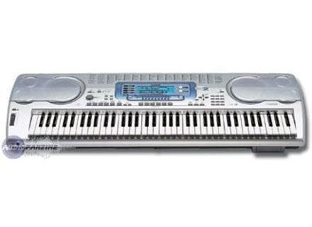 Keyboard Casio Wk 3000 user reviews casio wk 3000 audiofanzine