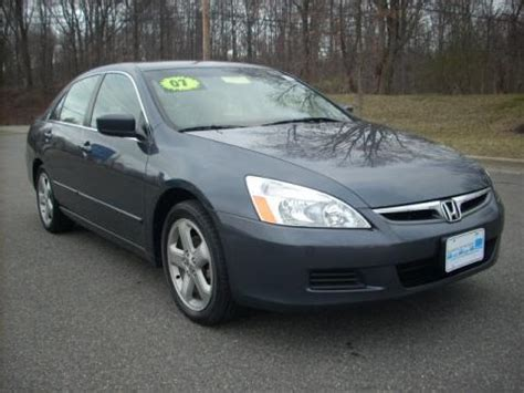 2007 honda accord specs 2007 honda accord ex v6 sedan data info and specs